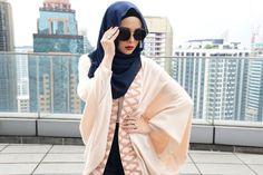 Gaya Hijab Vivy Yusof