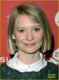 """Mia Wasikowska Photos - Actress Mia Wasikowska attends the """"Stoker"""" premiere at the Eccles Center Theatre during the 2013 Sundance Film Festival on January 2013 in Park City, Utah. Aacta Awards, Mia Wasikowska, Sundance Film Festival, Age, Feature Film, Bob Hairstyles, Celebs, Actresses, People"""
