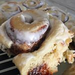 Wait is everyone still dieting Major sweetness happening in my kitchen today Stay tuned for the recipe soon  pickypalate instagood yum yummy nomnom nomnomnom dessert instadessert forkyeah foodlove todayfood fgrams spoonfeed dailyfoodfeed buzzfeast buzzfeastfood feedfeed cinnamonrolls