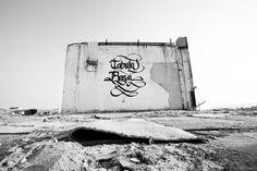 Tipografia urbana de Simon Silaidis | Criatives | Blog Design, Inspirações, Tutoriais, Web Design