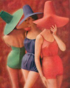Retro y vintage. Moda Retro, Moda Vintage, Vintage Love, Retro Vintage, Vintage Style, Teddy Girl, 1960s Fashion, Vintage Fashion, Vintage Couture