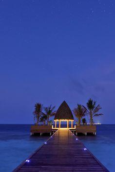Have you ever seen something so magical? Kandolhu Island by Universal Resorts (Kandolhu, Maldives) - Jetsetter