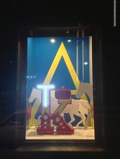 DLT Circus Magic Fashion windows 2013 Summer St Petersburg 26 DLT Circus Magic…