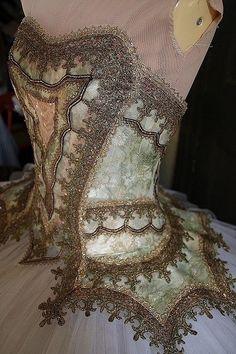 Tutu Corset for a Queen Theatre Costumes, Tutu Costumes, Ballet Costumes, Ballerina Costume, Ballet Tutu, Ballet Dance, Ballet Class, Pointe Shoes, Ballet Shoes