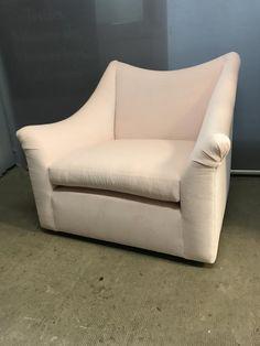 Réfection complète d'un fauteuil années 60 - Recouvert avec velours SAHCO