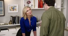 Lafayette 148 New York Brody Long-Sleeve Poplin Blouse inspired by Brianna Hanson in Grace and Frankie Season 2 Episode 6 June Diane Raphael, Style And Grace, My Style, Business Chic, Lafayette 148, Fitness Goals, Poplin, Besties, Curves