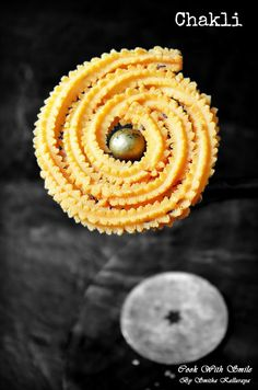 CHAKLI RECIPE / RICE FLOUR CHAKLI RECIPE / CHAKKULI | Cook With Smile #chakli #murukku