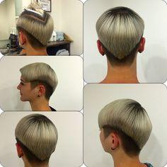 #haircut #lovemyjob ❤️