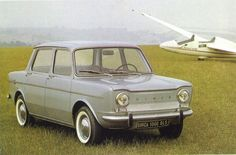 Simca 1000 - OMG, this was our car while living in Italy! Fiat 128, Old Paris, Toyota Fj Cruiser, Vintage Italy, Volkswagen Polo, Top Cars, Small Cars, Cars And Motorcycles, Vintage Cars