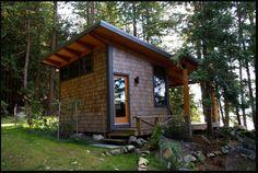 Cabins - Pasley Island, BC - Imgur