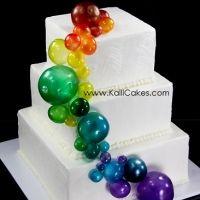 love this!  maybe 16th birthday cake?