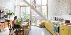 een volledig gerenoveerde woning