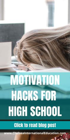 Motivating your students for high school can be challenging. In this post, we give you some clear steps and motivation hacks to take to motivate your kids for high school and beyond. By following our school motivation tips and hacks for high schoolers, your high school student will not only be motivated to succeed in school but will also start to see, in due course, better school grades. #schoolmotivation #schoolmotivationhighschool #schoolmotivationtips #highschoolmotivationhacks