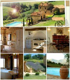 Casa Principessa - A Restored Italian Farmhouse