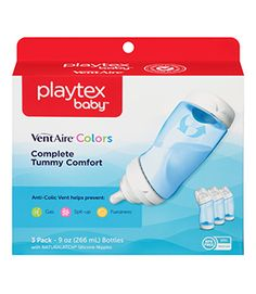 Rite Aid - Playtex VentAire Baby Bottles only $2.24 - http://dealmama.com/2017/02/rite-aid-playtex-ventaire-baby-bottles-2-24/