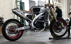 Honda : CB 450 Cross Cafe
