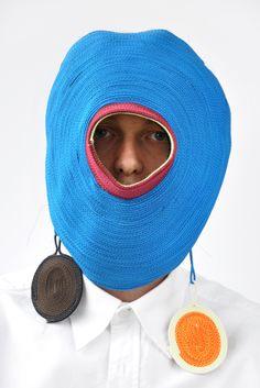 Masks   2010 – ongoing - artnau   artnau