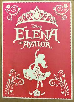 Elena of Avalor banner
