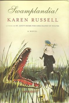 If you loved A Wrinkle In Time, you should read Karen Russell's Swamplandia! | Twelve-year-old Ava of Swamplandia! doesn't travel through space and time, but she does travel through the Floridian swamps all on her own and, like Meg Murry of A Wrinkle in Time, her bravery is for the sake of her family. As Ava sets off to save their alligator-wrestling dynasty, she travels deep into a beautifully surreal and somewhat mystical landscape, encountering dangerous strangers and creatures alike.