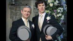 Benedict Cumberbatch Resmi Menikah dengan Kekasihnya, Sophie Hunter