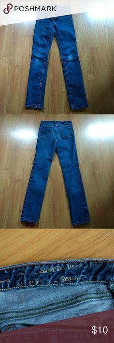 Eddie Bauer jeans In excellent used condition. Eddie Bauer Jeans Straight Leg