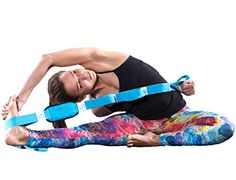 8.Yoga Stretchband