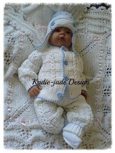 No 96 KADIE-JADE KNITTING PATTERN
