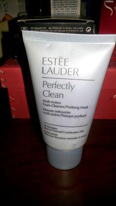 Beleza e etc..: Perfectly Clean – Estée Lauder