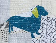 Mini Doxie Dachshund - A Pattern Release