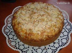 Hrnčekový jablkovo-pudingový koláč s posýpkou (fotorecept) Muffin, Pie, Breakfast, Food, Basket, Torte, Morning Coffee, Cake, Fruit Cakes