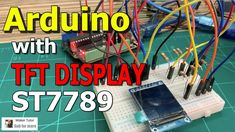 TFT 240x240 ST7789 SPI  with Arduino - ICStation Arduino Programming, Programming Tutorial, Spy, Youtube, Youtubers, Youtube Movies