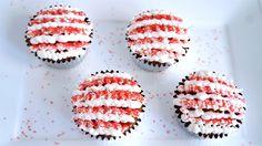 Vegan Cherry VanillaCupcakes