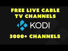 How To- Watch Free Live Tv, Cable Channels, OWN, Cinemax, HBO, Starz, Sports, 4kmovies. (Best Ever) - YouTube