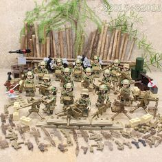 Cheap army weapons, Buy Quality compatible with lego directly from China building block figures Suppliers: Special Forces Military SWAT Army Weapon Soldier Marine Corps Building Blocks Figures Toy Children Gift Compatible With Lego Lego Toys, Military Figures, Lego War, Custom Lego, Swat, Special Forces, Old Toys, Marine Corps, Toys For Boys
