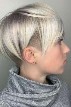 Most Cute Short Hair Cuts and Hairstyles ★ See more: http://glaminati.com/cute-short-hair-cuts/