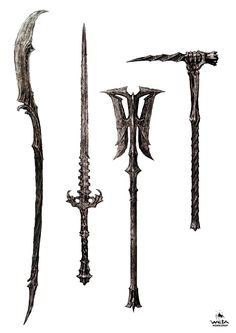 simon s bowblade from bloodborne bloodborne pinterest