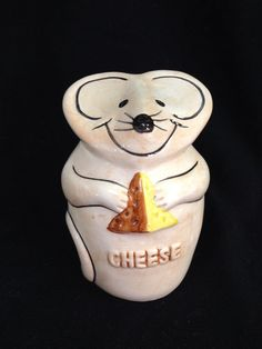 Cheese Mouse by TimesTinCup on Etsy, $6.00