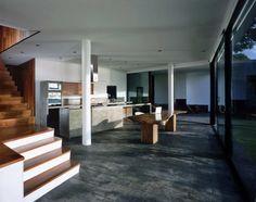 Interior of Casa Díaz by Productora