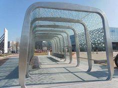 The design unique bus stop | Vietnam is net