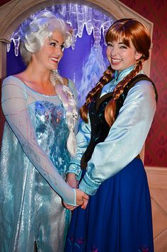 Frozen - Elsa and Anna | Nay | Flickr