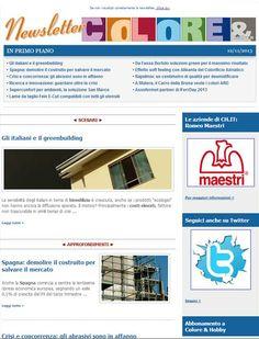 Newsletter - Ed 38/2013