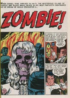 The EC comics by Johnny Craig
