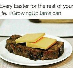 Bun & cheese.