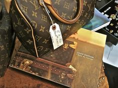 LV Baggage and the Art of Travel
