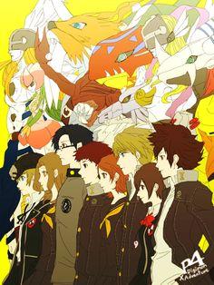 Persona Digimon Adventure - Imgur