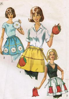 1960s Simplicity 6251 Vintage Sewing Pattern by midvalecottage