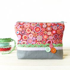 Makeup Bag Cosmetic Pouch £14.00