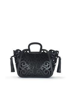 ooh la la ! ~ Ralph Lauren Black Label satchel