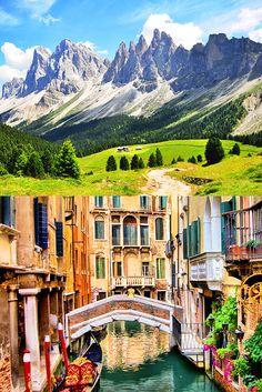 You can't escape the natural beauty of Italy, but why would you want to? http://www.hollandamerica.com/cruise-destinations/european-cruises/mediterranean/ports-excursions/WT.mc_id=SM_Pinterest