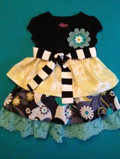 Fabulous Girls Boutique Outfit.  18M. $39.50, via Etsy.